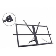 Tafel lessenaar zwart opvouwbaar