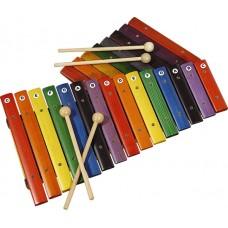Xylofoon 1, 1,5 en 2 octaafs